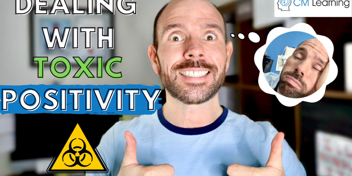How to deal with TOXIC POSITIVITY (YouTube)